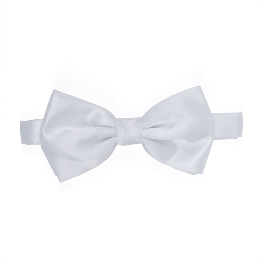Classic Satin Bowtie-accessories-Fifth Avenue Menswear