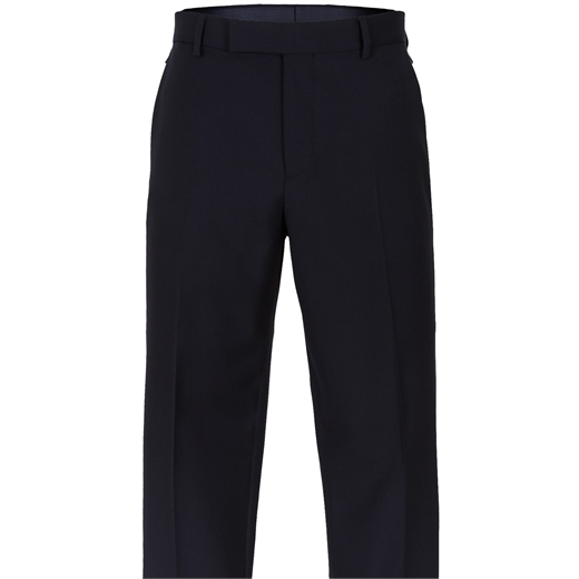 Soho Tailored Fit 'Suit To Travel In' Trouser-trousers-Fifth Avenue Menswear