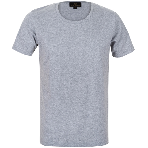 Harry Plain Crew Neck T-Shirt-essentials-Fifth Avenue Menswear