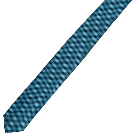 Slim Basket Weave Tie-Fifth Avenue Menswear