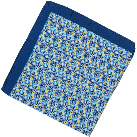 Mini Buds Pocket Square-Fifth Avenue Menswear