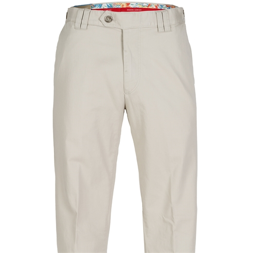 Oslo Luxury Stretch Pima Cotton Travel Chino-holiday-Fifth Avenue Menswear