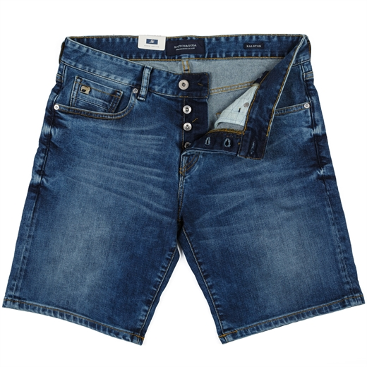 Ralston Goodie Stretch Denim Jean Short-shorts-Fifth Avenue Menswear
