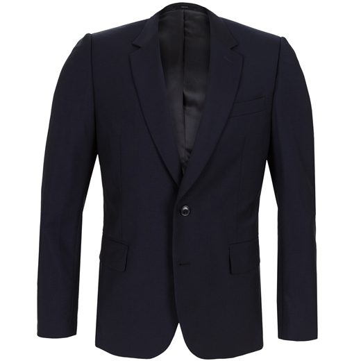 Tailored Fit Soho Wool/Mohair Suit-work-Fifth Avenue Menswear