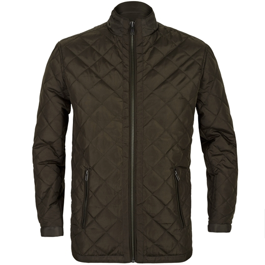 Brandon Quilted Casual Jacket-jackets-Fifth Avenue Menswear
