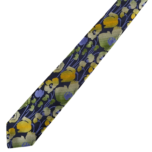 Limited Edition Amsterdam Floral Silk Tie-gifts-Fifth Avenue Menswear