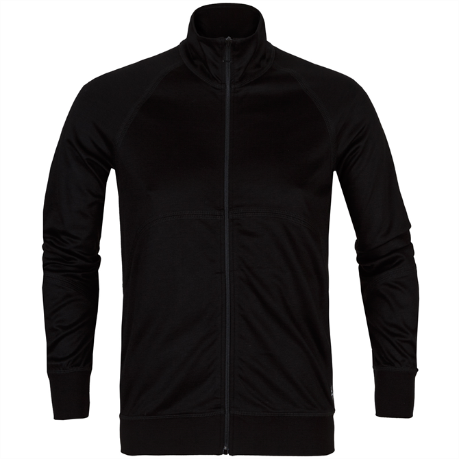Zip-Up Cotton-Blend Track Top