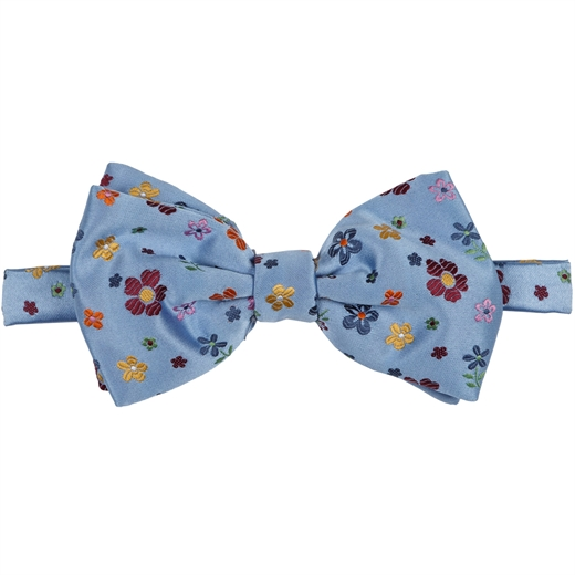 Bold Floral Bow Tie-wedding-Fifth Avenue Menswear