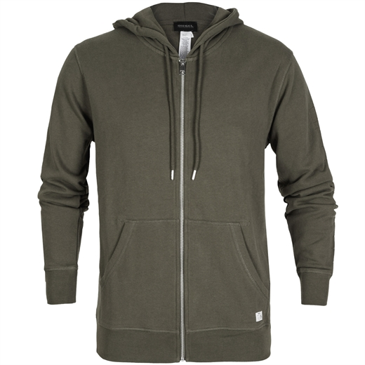 Brandon Zip-Up Hoody Sweatshirt-new online-Fifth Avenue Menswear