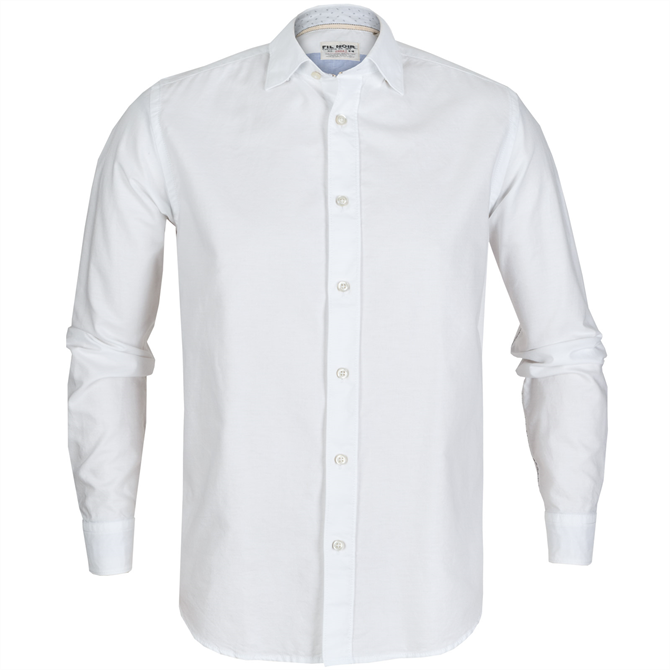 Roma Oxford Cotton Casual Shirt