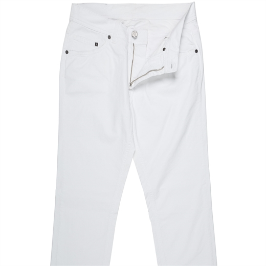 Luxury Light Weight Printed Stretch Cotton Jean-new online-Fifth Avenue Menswear