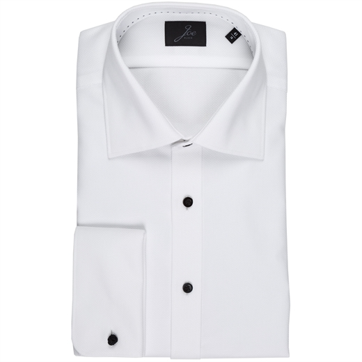 Leader Formal Double Cuff Dress Shirt-essentials-Fifth Avenue Menswear