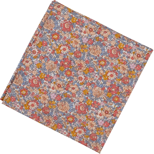 Amelie Liberty Floral Print Pocket Square-wedding-Fifth Avenue Menswear