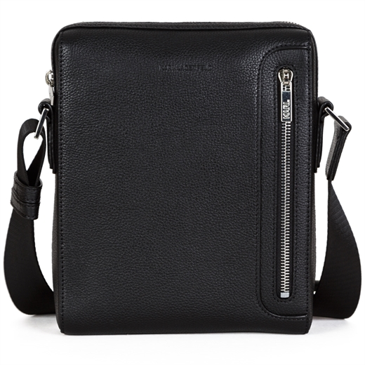 Luxury Leather Small Shoulder Bag-new online-Fifth Avenue Menswear