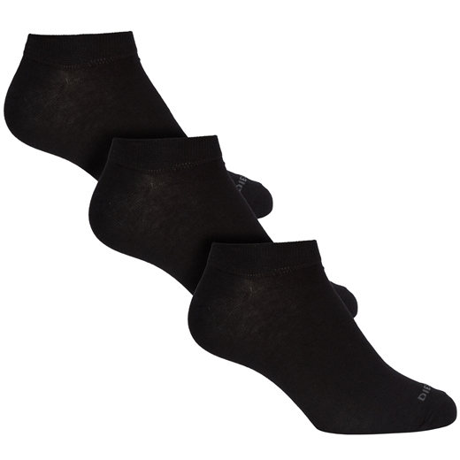 Gost 3 Pack Ankle Socks-essentials-Fifth Avenue Menswear