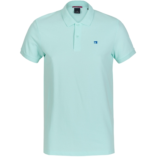 Bright Clean Cotton Pique Polo-holiday-Fifth Avenue Menswear