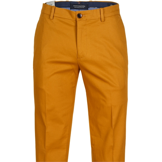 Mott Slim Fit Light Weight Chino-trousers-Fifth Avenue Menswear