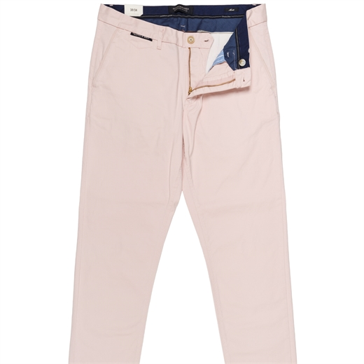 Mott Slim Stretch Cotton Chino-on sale-Fifth Avenue Menswear