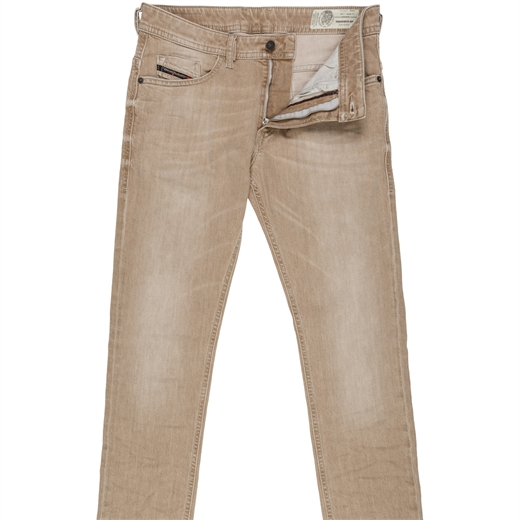 Thommer Slim Fit Coloured Stretch Denim Jeans-new online-Fifth Avenue Menswear