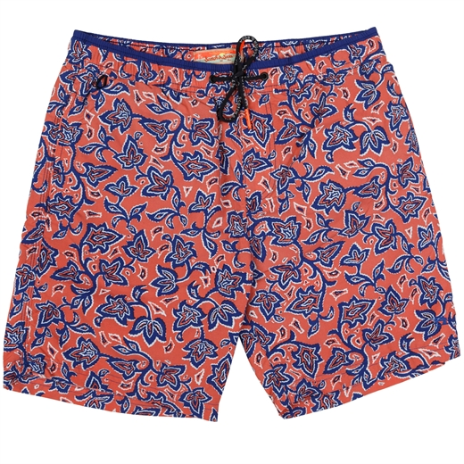 Bright Print Swim Shorts-holiday-Fifth Avenue Menswear
