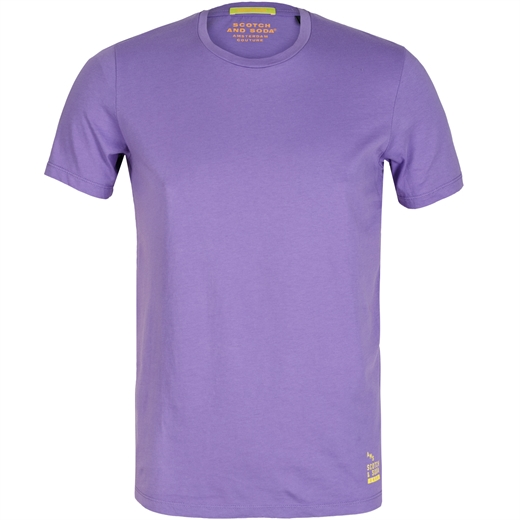 Slim Fit Plain Bright T-Shirt-new online-Fifth Avenue Menswear