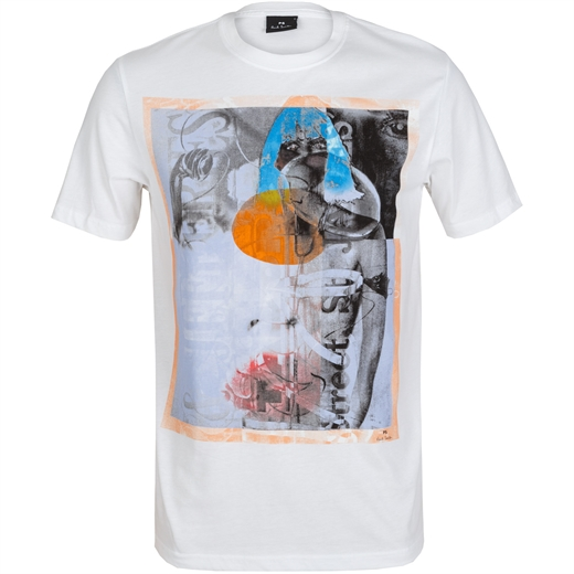 Organic Cotton Woman Print T-Shirt-new online-Fifth Avenue Menswear