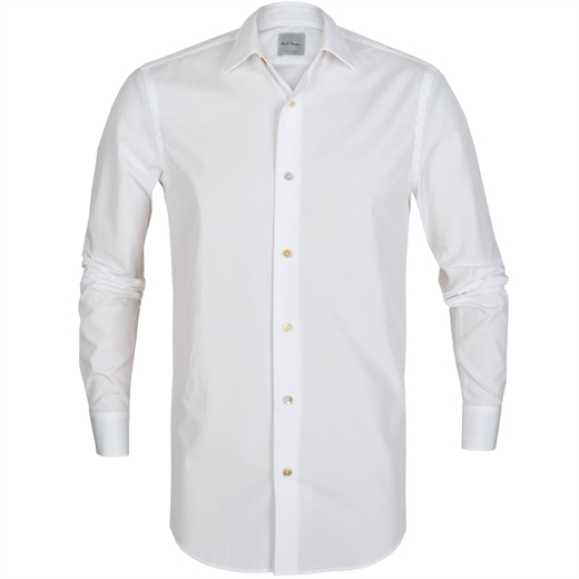 Soho Tailored Fit Artist Stripe Cuff Shirt-shirts-Fifth Avenue Menswear