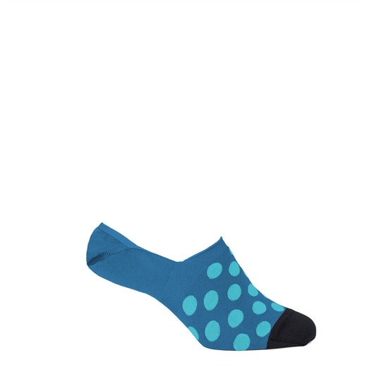 Bright Spots Loafer Socks-holiday-Fifth Avenue Menswear