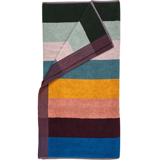 Artist Stripe Beach Towel-holiday-Fifth Avenue Menswear