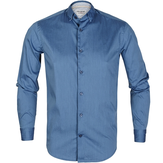 Piacenza Monti Stretch Cotton Casual Shirt-new online-Fifth Avenue Menswear