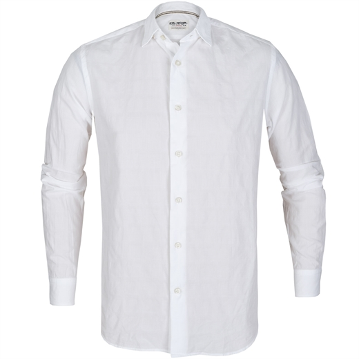 Roma Etamin Self Window Pane Check Casual Shirt-new online-Fifth Avenue Menswear