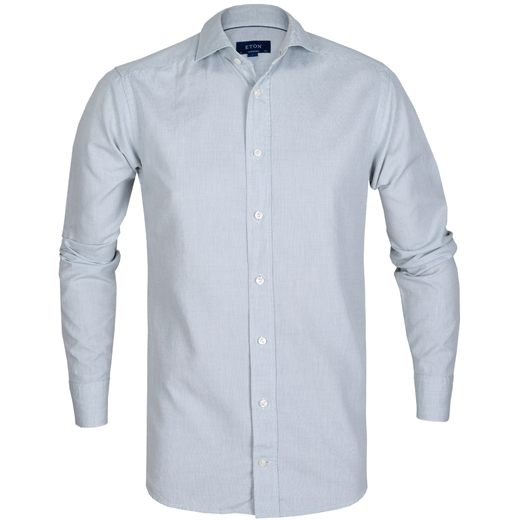 Contemporary Fit Micro Weave Casual Shirt-new online-Fifth Avenue Menswear