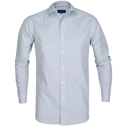 Slim Fit Micro Weave Casual Shirt-new online-Fifth Avenue Menswear