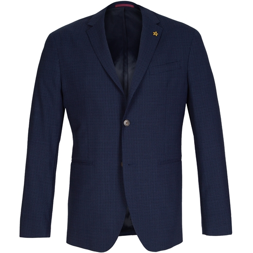 Accelerator Check Travel Suit-work-Fifth Avenue Menswear