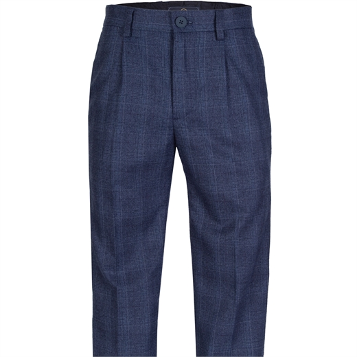 Marcus Soft Check Dress Trouser-new online-Fifth Avenue Menswear