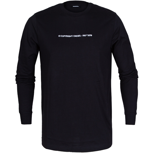 T-Just-LS-Copy Long Sleeve T-Shirt-new online-Fifth Avenue Menswear