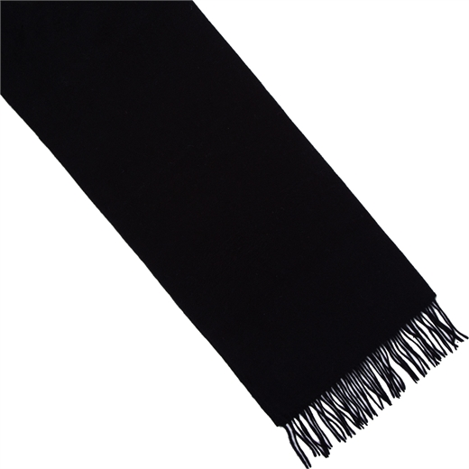Plain Lambswool Scarf-accessories-Fifth Avenue Menswear
