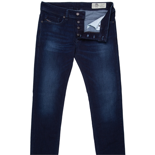 Sleenker-X Skinny Fit Stretch Denim Jeans-new online-Fifth Avenue Menswear