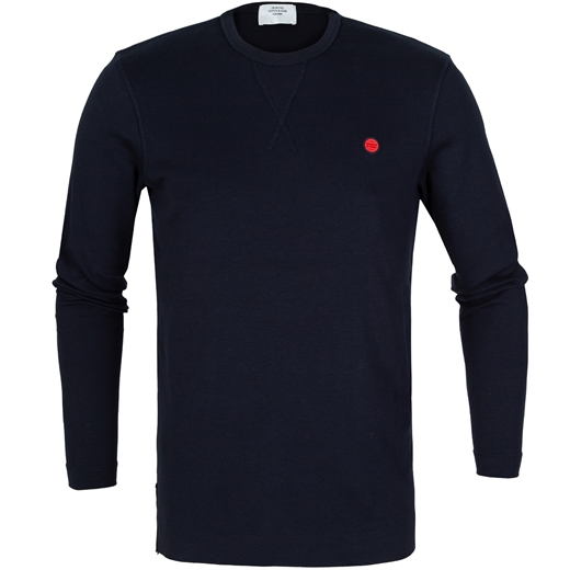 Clean Long Sleeve Heavy Weight T-Shirt-new online-Fifth Avenue Menswear
