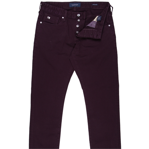 Ralston Garment Dyed Coloured Denim Jeans-on sale-Fifth Avenue Menswear