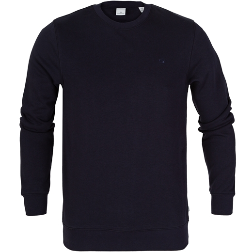 Clean Classic Crew Neck Sweatshirt-new online-Fifth Avenue Menswear
