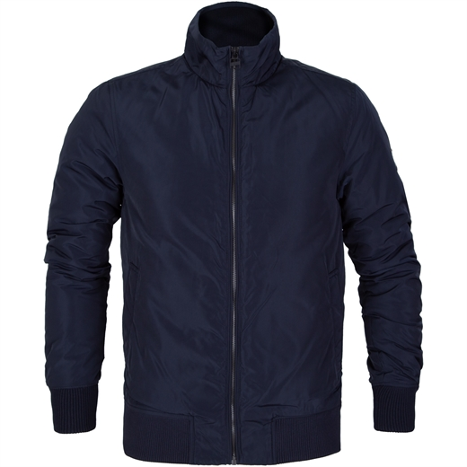 Padded Zip-up Casual Jacket-jackets-Fifth Avenue Menswear