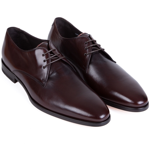 Coyle Leather Derby Dress Shoes-new online-Fifth Avenue Menswear