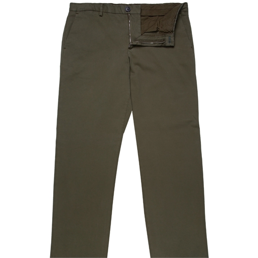 Mid-Slim Fit Stretch Cotton Chino-new online-Fifth Avenue Menswear