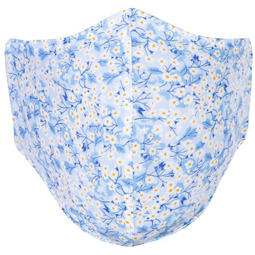 Adjustable Limited Edition Mitsi Valeria Floral Face Mask-new online-Fifth Avenue Menswear