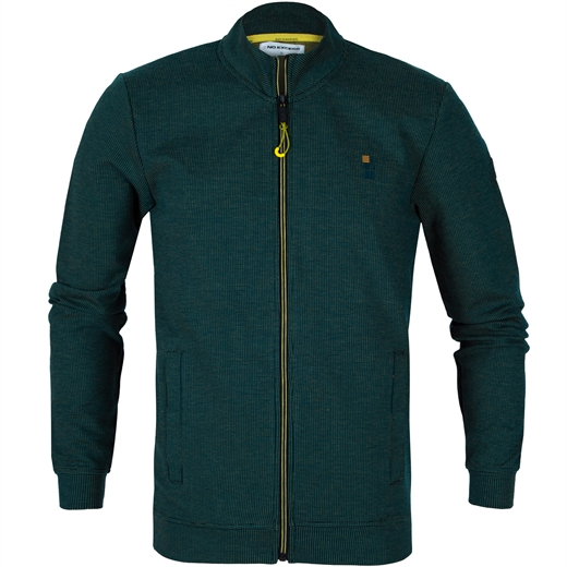 Zip-Up Sweatshirt Casual Jacket-new online-Fifth Avenue Menswear