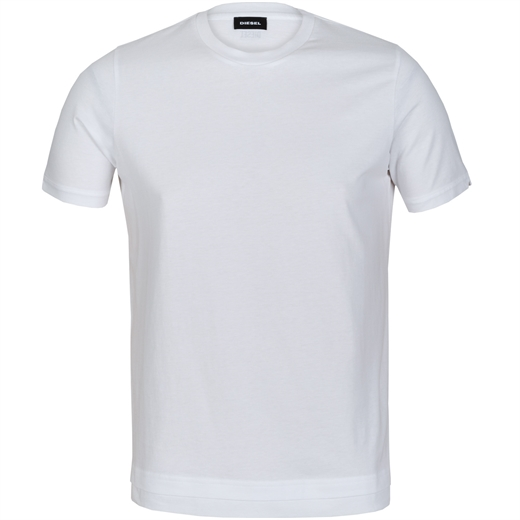 Diamantik-New Crew Neck T-Shirt-new online-Fifth Avenue Menswear