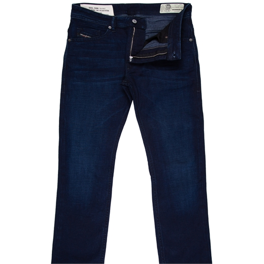 Thommer-X Slim Fit Indigo Stretch Lyocell Denim Jean-new online-Fifth Avenue Menswear