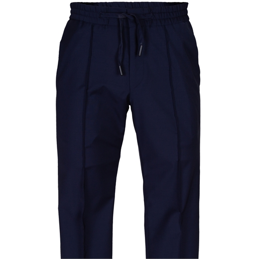 Ash Luxury Fine Wool Drawstring Trousers-new online-Fifth Avenue Menswear