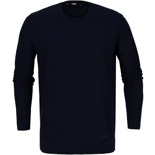 Luxury Waffle Knit Cotton Pullover-new online-Fifth Avenue Menswear